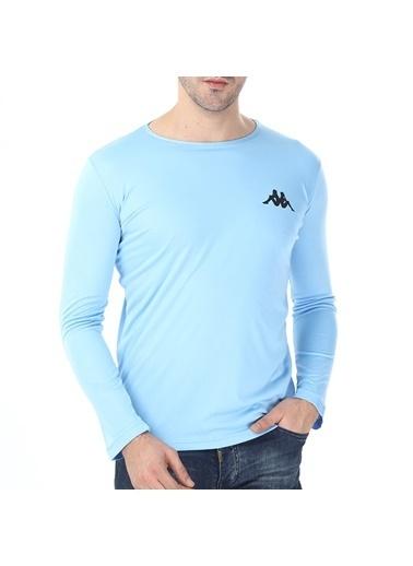 Kappa Poly T-Shirt Uk Barew  Mavi